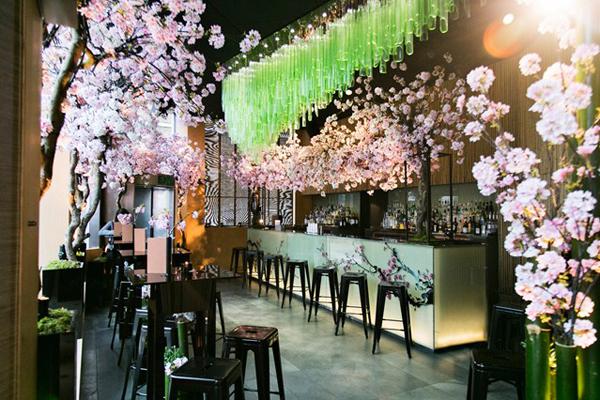 Sakura at Sake No Hana in London