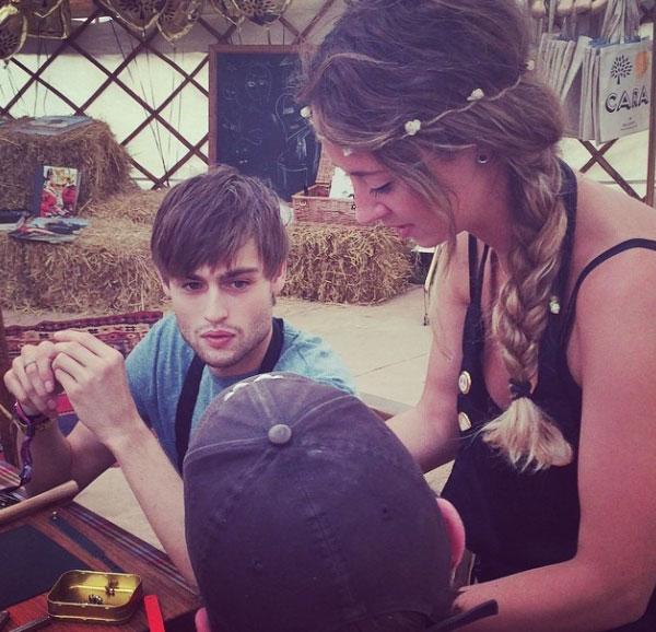 Cara Delevingne at Wilderness Festival 2014