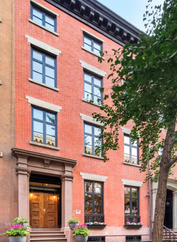 Sarah Jessica Parker is selling her New York townhouse